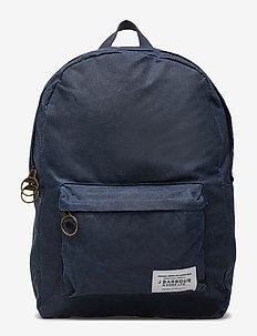 Barbour Eaden Backpack - INK BLUE