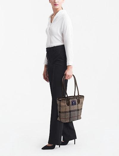 Barbour Dee Tartan Handbag