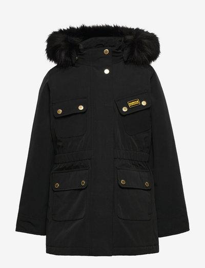B.Intl Girls Wannero Jacket - parkas - black
