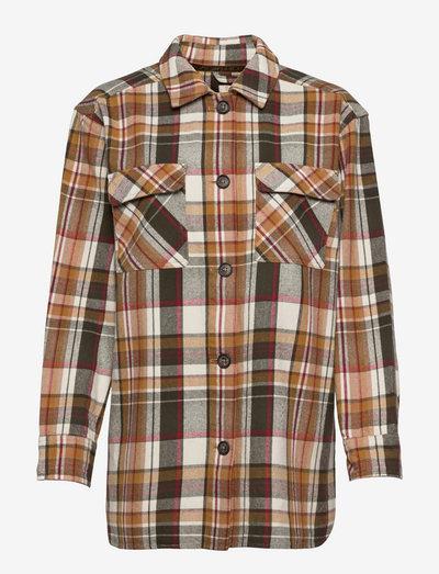 Barbour Grasmoor Ov - langærmede skjorter - multi