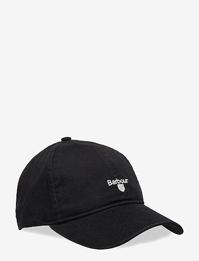 Cascade Sports Cap - kepsar - black