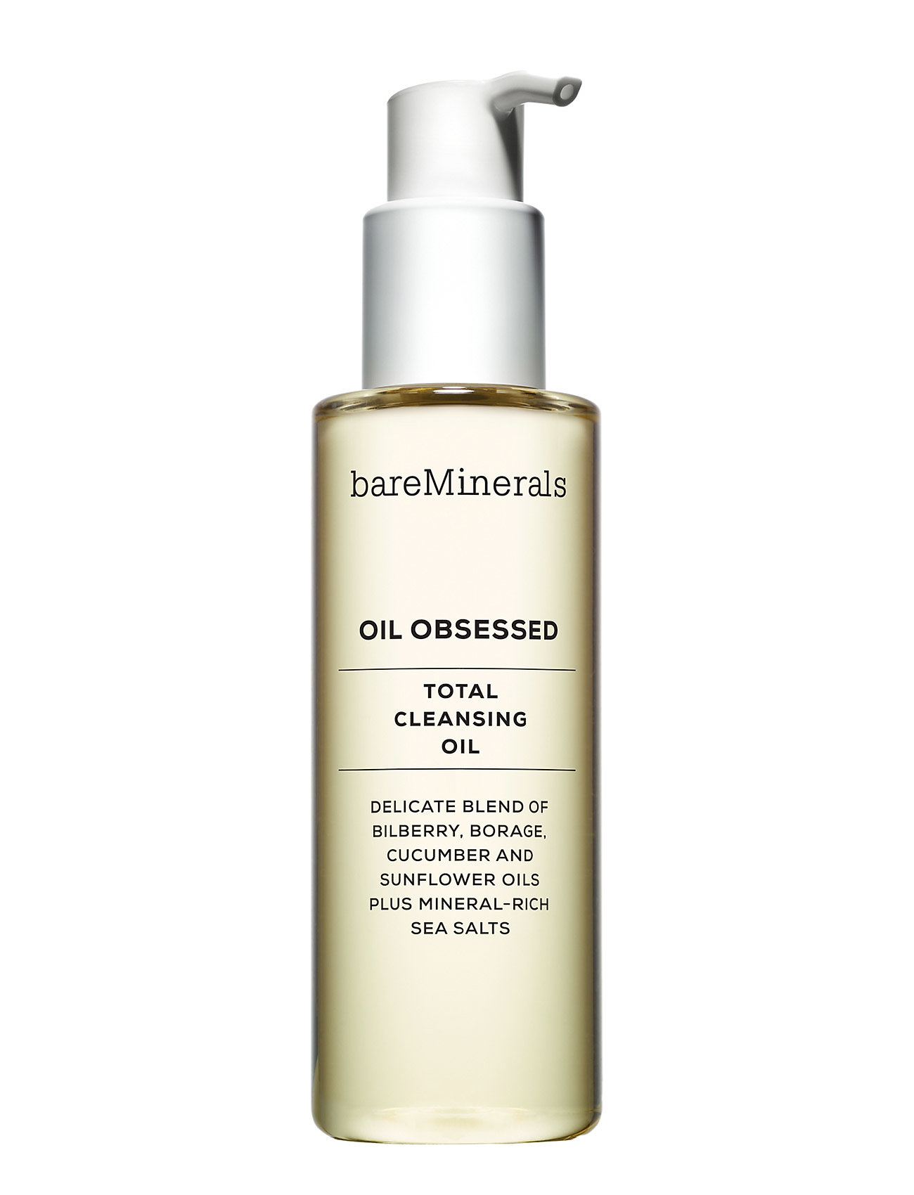 Image of Oil Obsessed Total Cleansing Oil Ansigts- & Hårolie Nude BareMinerals (3292375001)