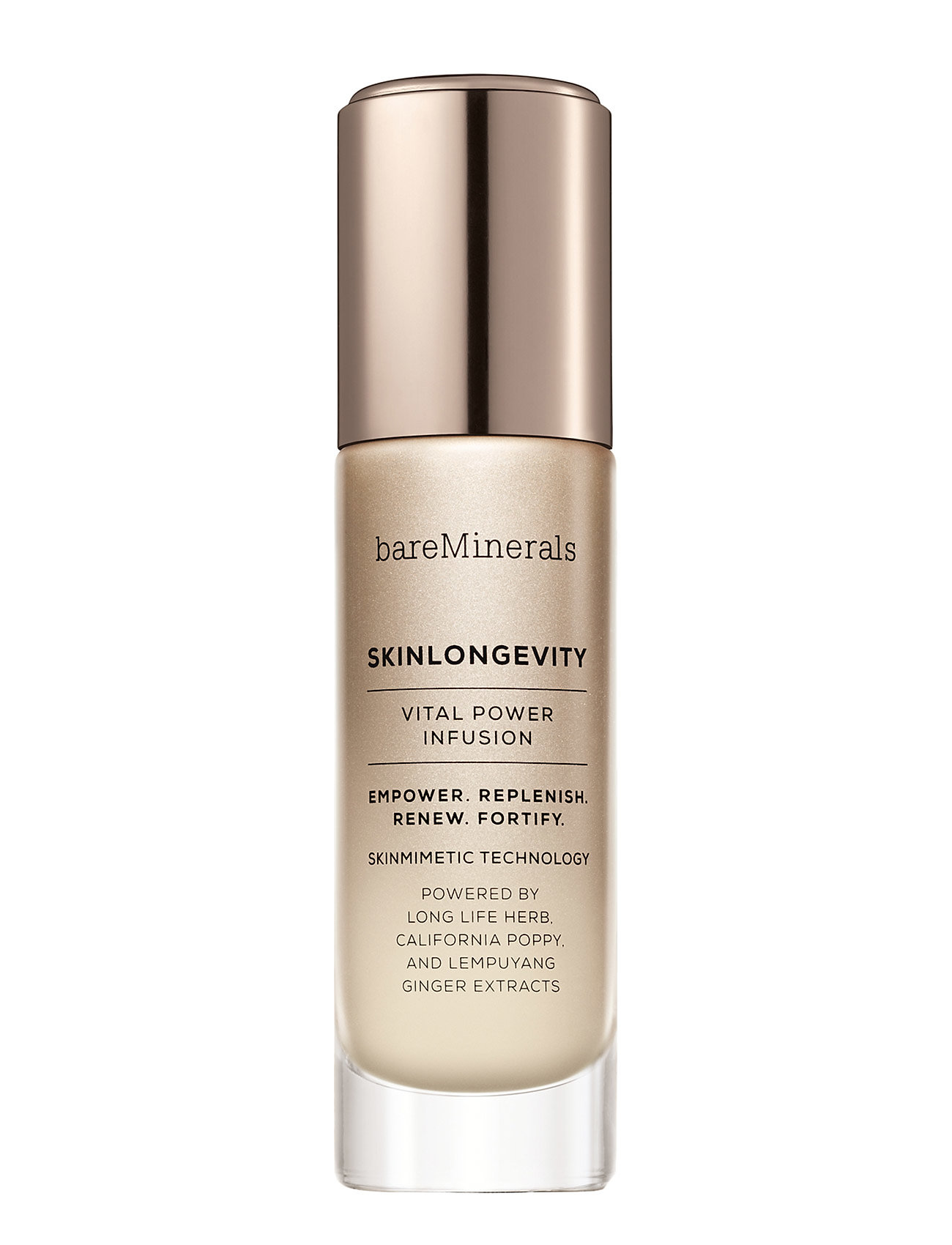 Image of Skinlongevity Vital Power Infusion Beauty WOMEN Skin Care Face Day Creams Nude BareMinerals (3409964037)
