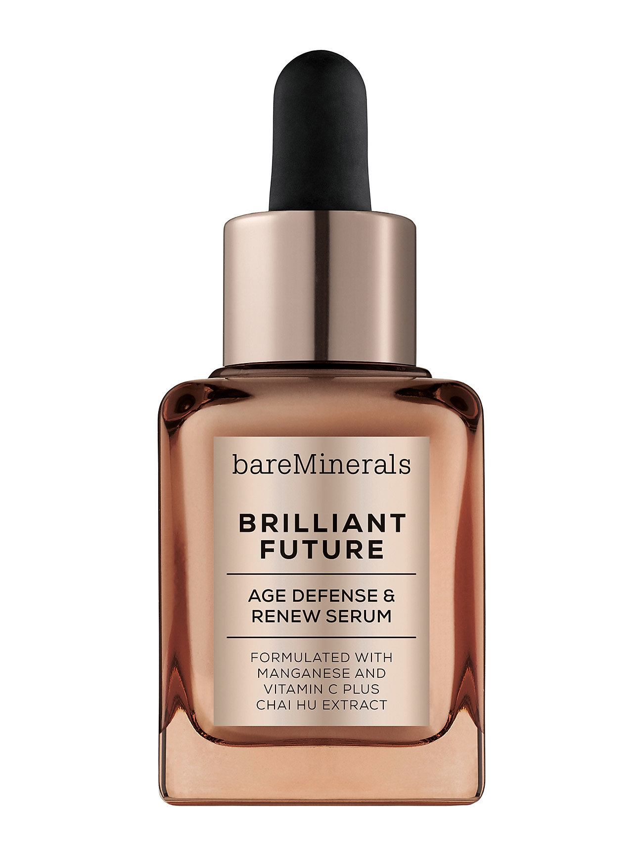 Image of Brilliant Future Age Defense And Renew Serum Serum Ansigtspleje Nude BareMinerals (3406150295)