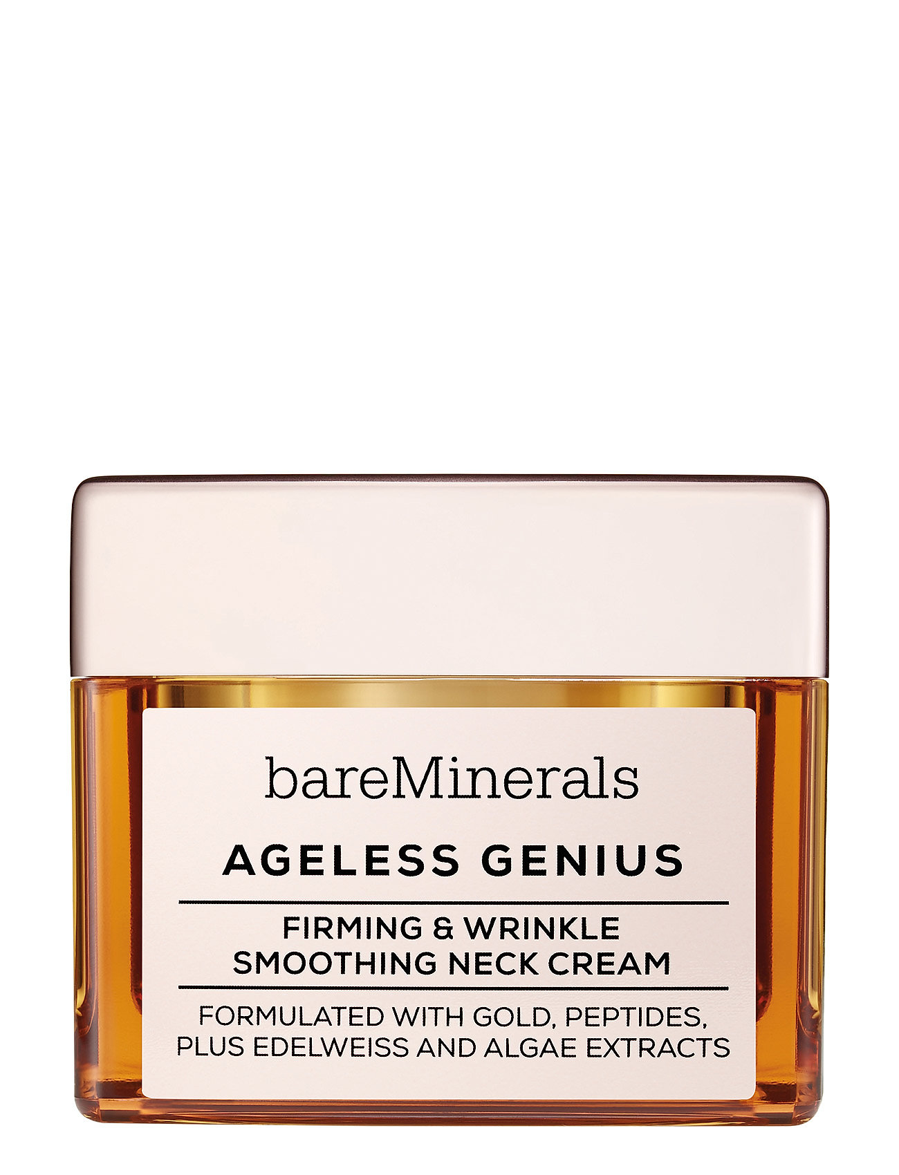 Image of Ageless Genius Firming & Wrinkle Smoothing Neck Cream Beauty WOMEN Skin Care Face Day Creams Nude BareMinerals (3409964035)