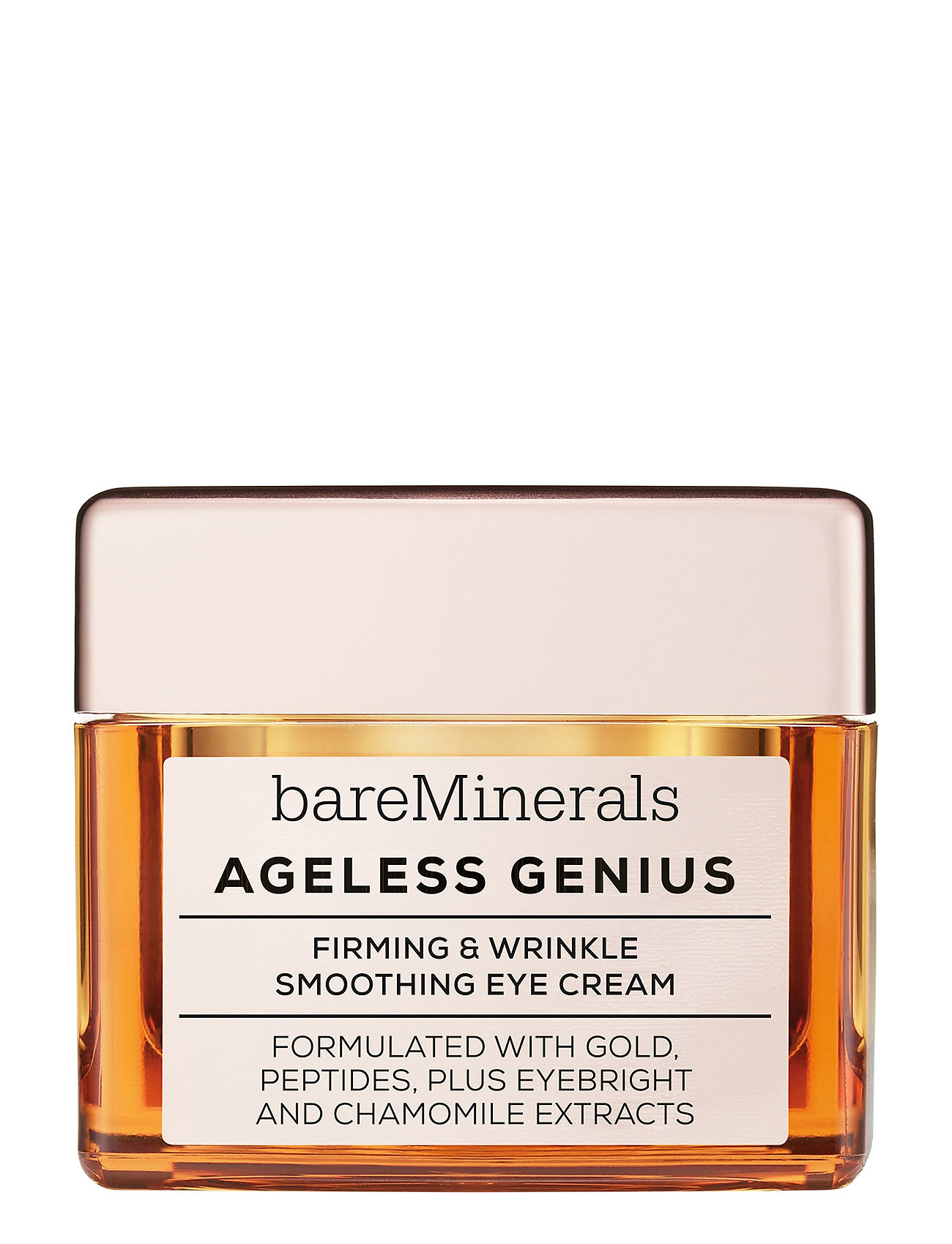 bareMinerals Ageless Genius Firming & Wrinkle Smoothing Eye Cream - CLEAR