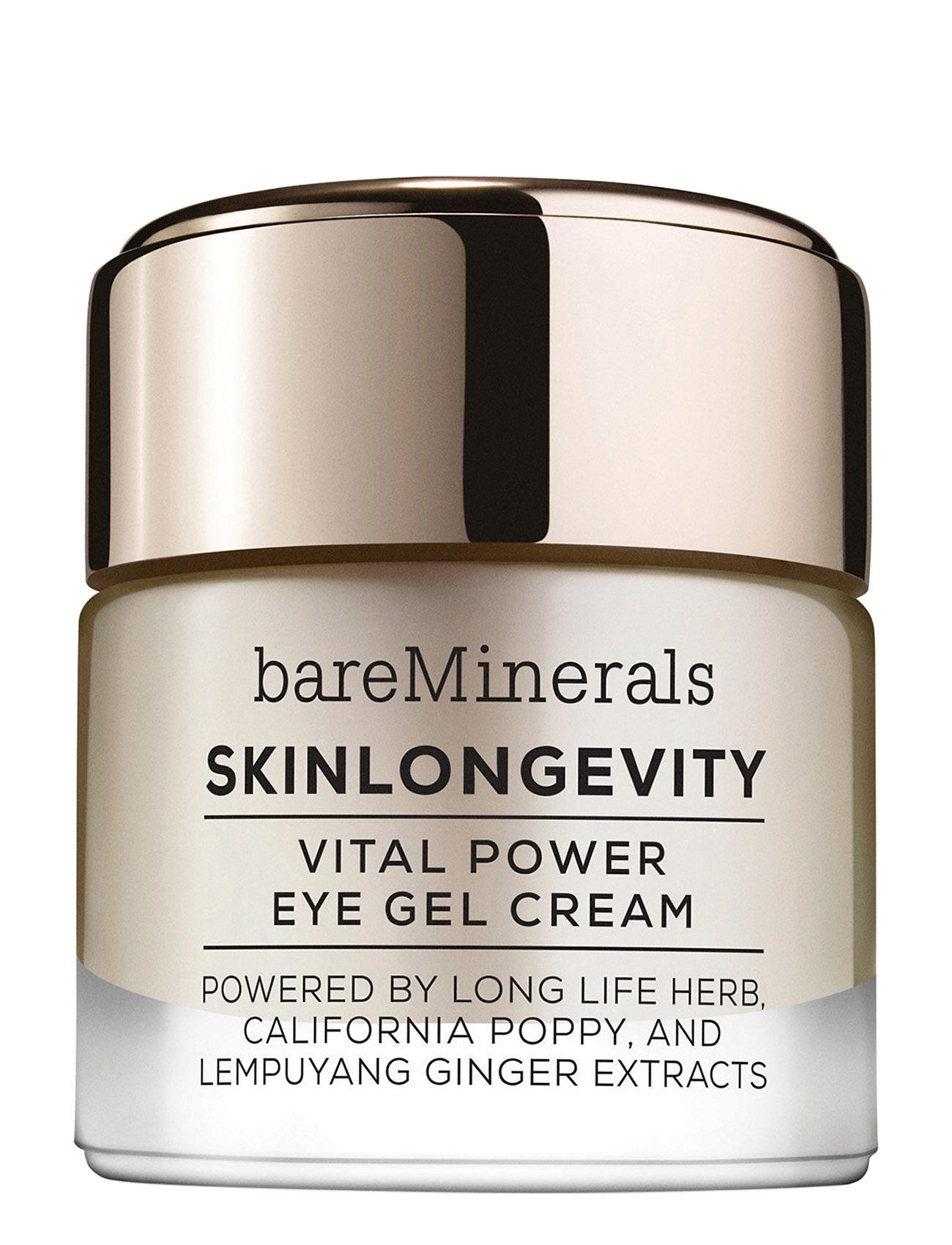 Image of Skinlongevity Vital Power Eye Cream Gel Beauty WOMEN Skin Care Face Eye Cream Nude BareMinerals (3267164069)