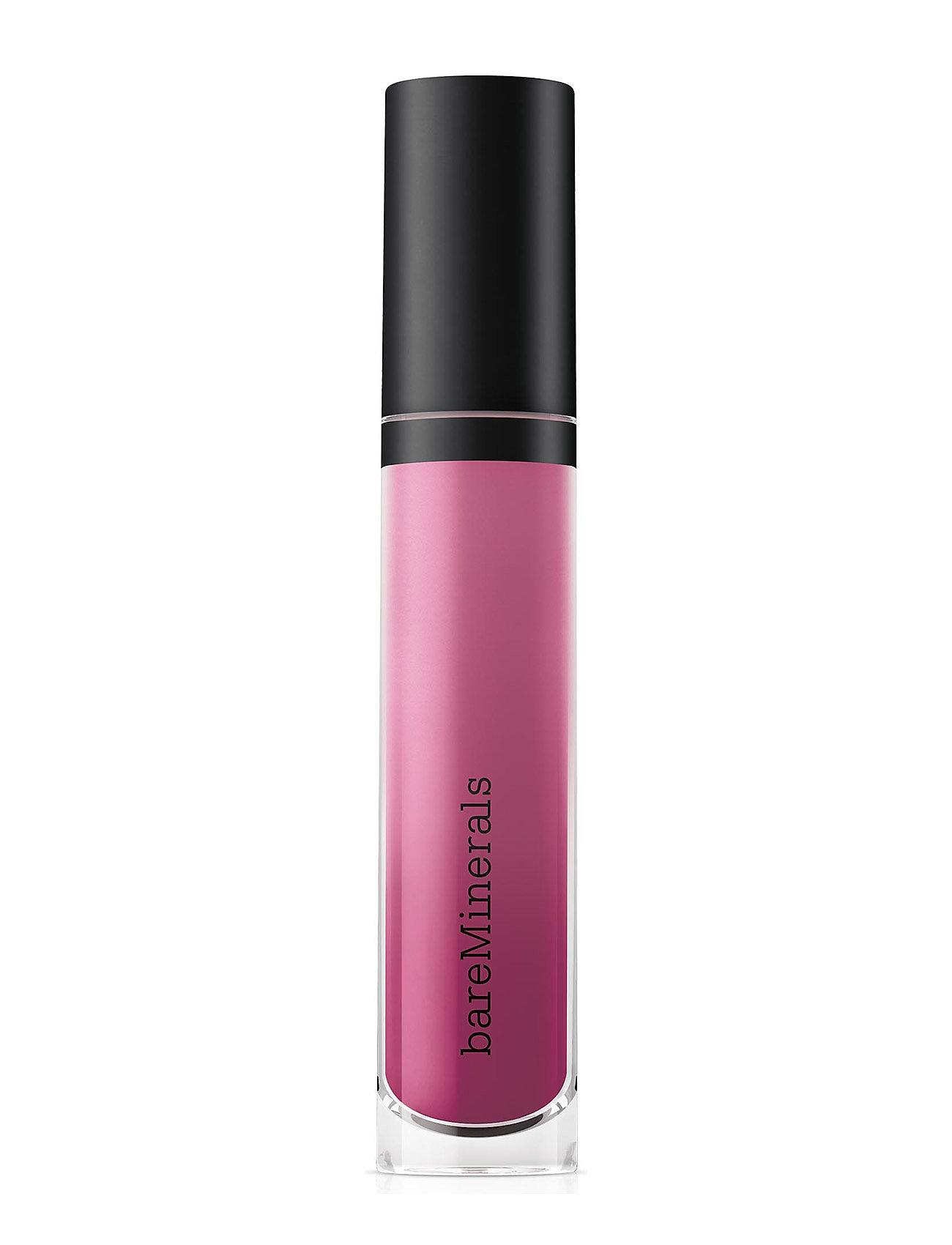 Image of Statement Matte Liquid Lipcolor Lipgloss Makeup Lyserød BareMinerals (3067521909)