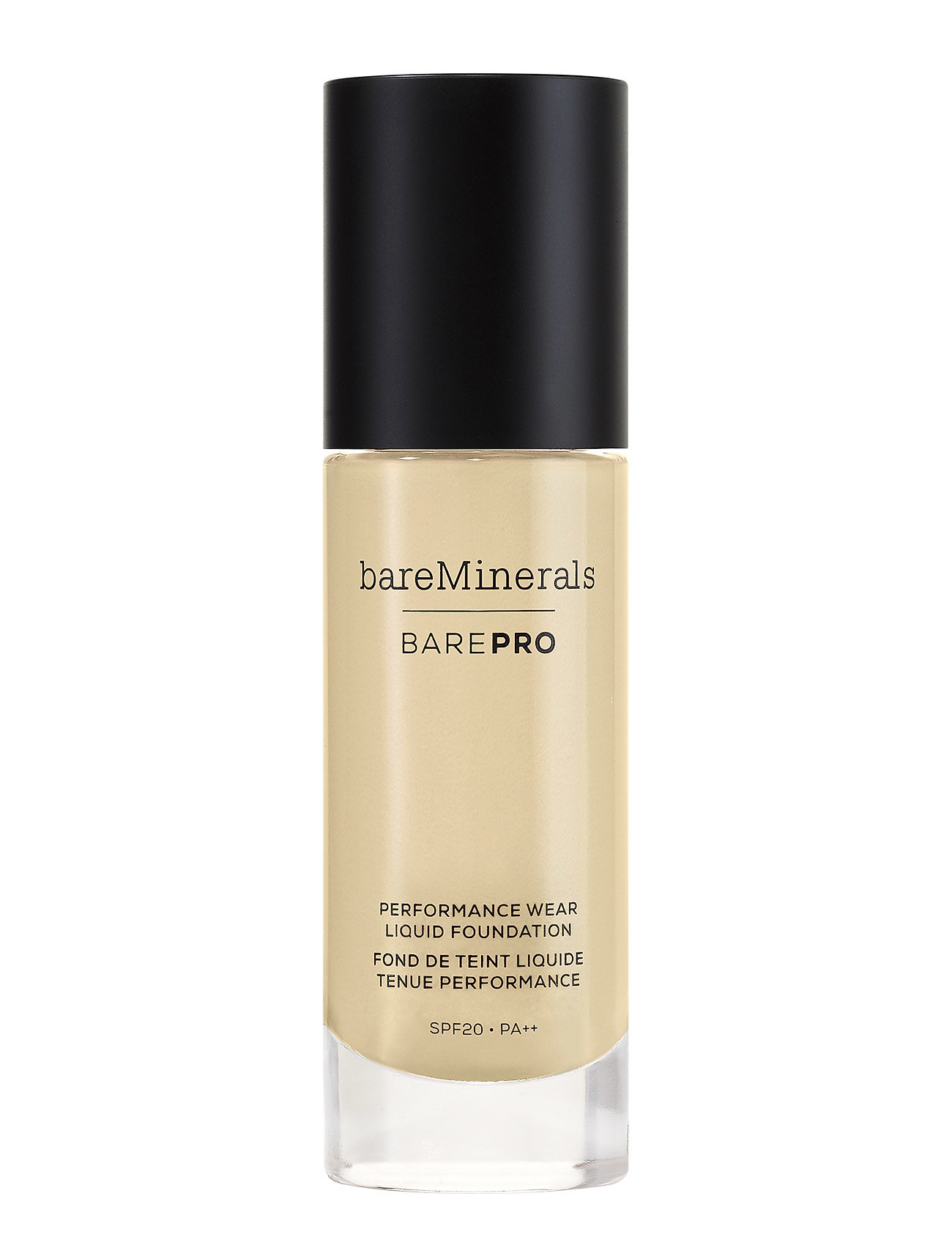 Image of Barepro Performance Wear Liquid Foundation Spf 20 Foundation Makeup BareMinerals (3067521633)