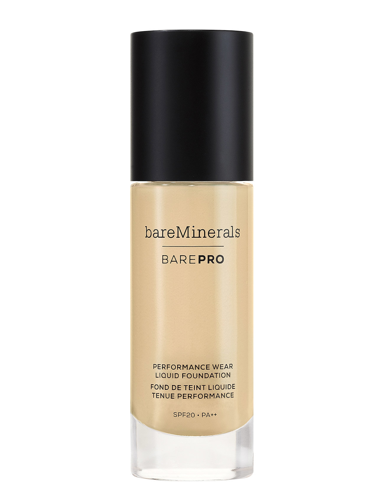Image of Barepro Performance Wear Liquid Foundation Spf 20 Foundation Makeup BareMinerals (3067521573)