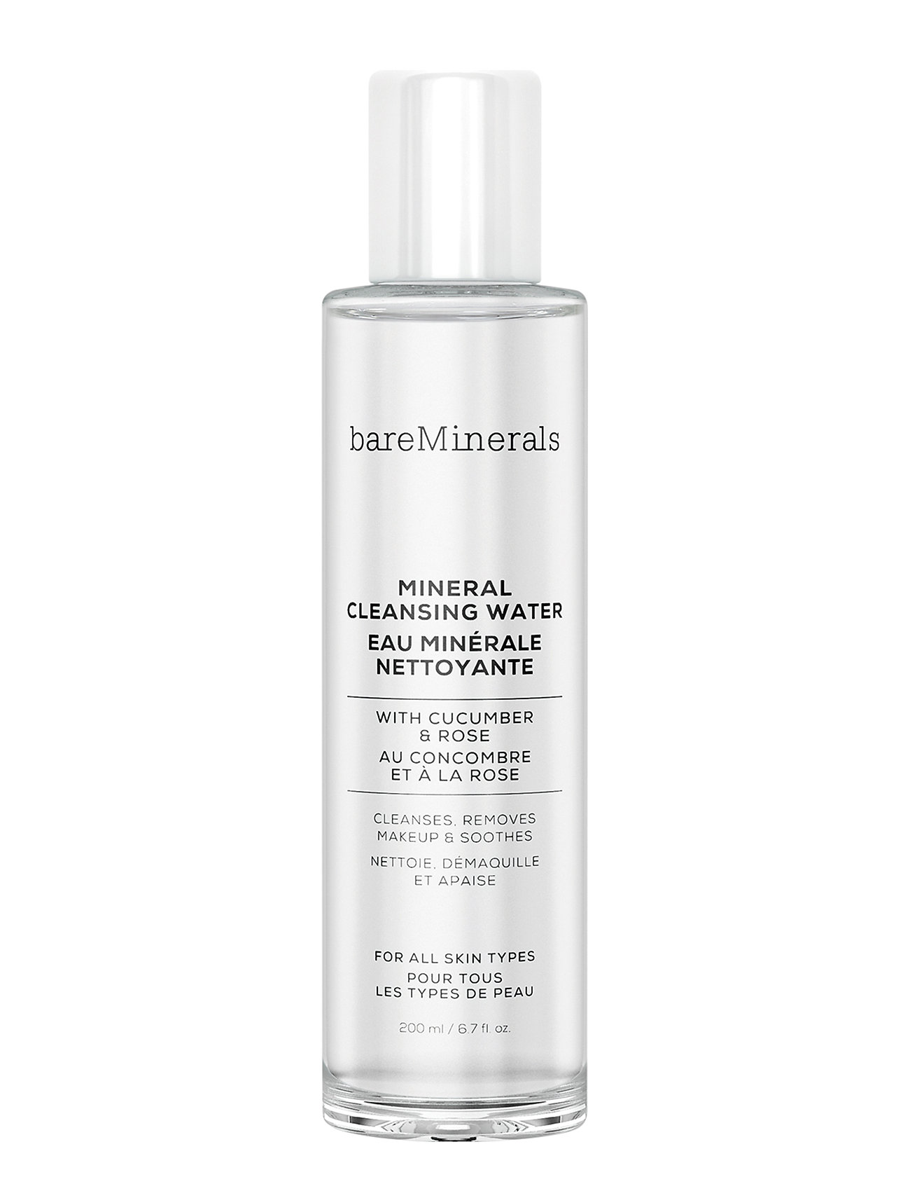 Image of Mineral Cleansing Water Makeupfjerner Nude BareMinerals (3409964033)