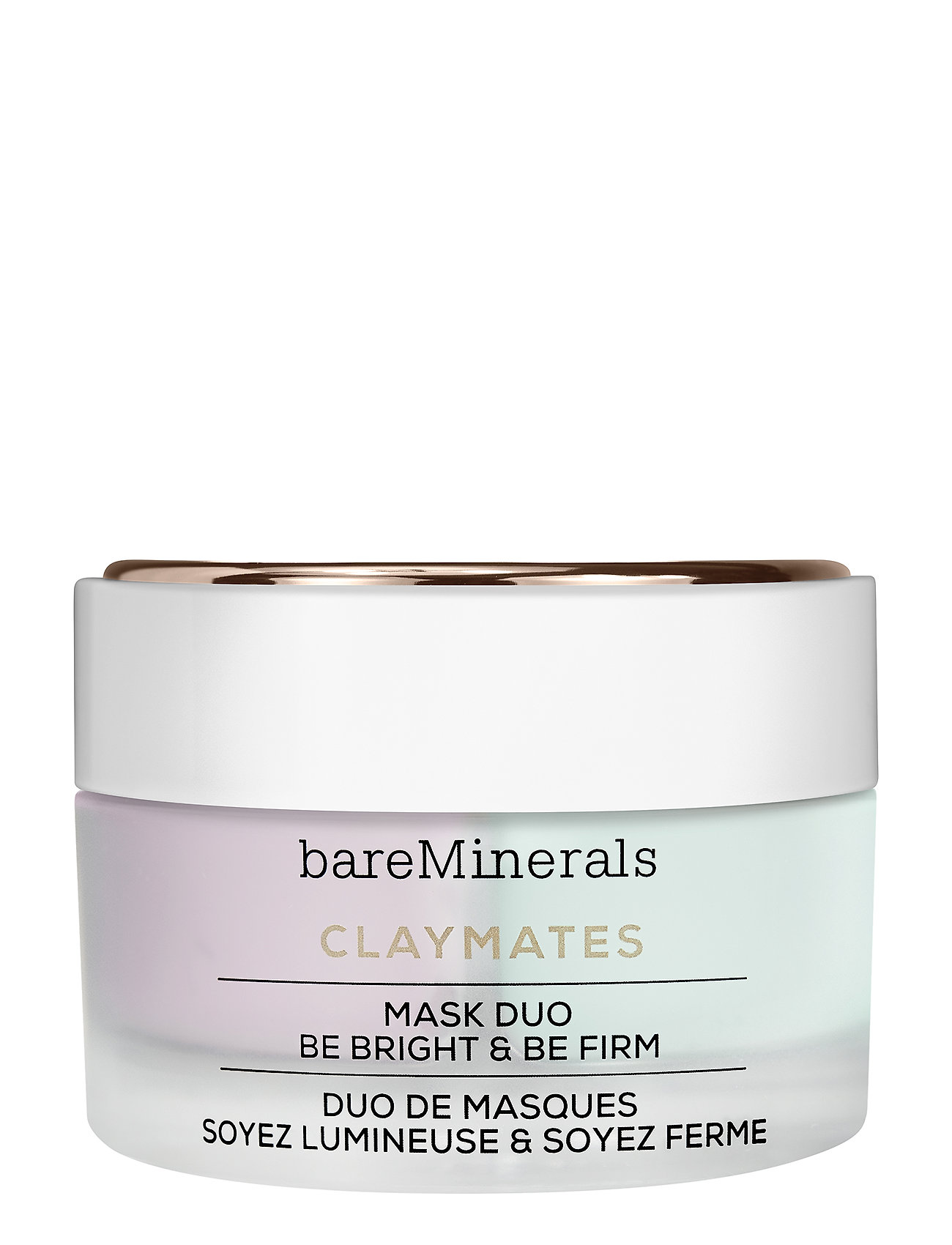 bareMinerals ClayMates Be Bright & Be Firm - CLEAR