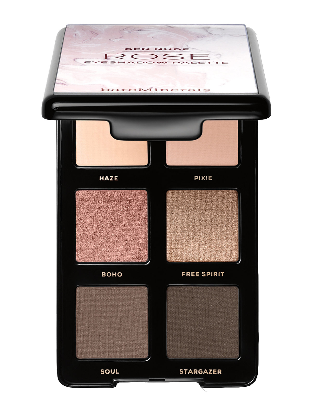 Image of Gen Nude Eyeshadow Palette Beauty WOMEN Makeup Eyes Eyeshadow Palettes Multi/mønstret BareMinerals (3406161609)