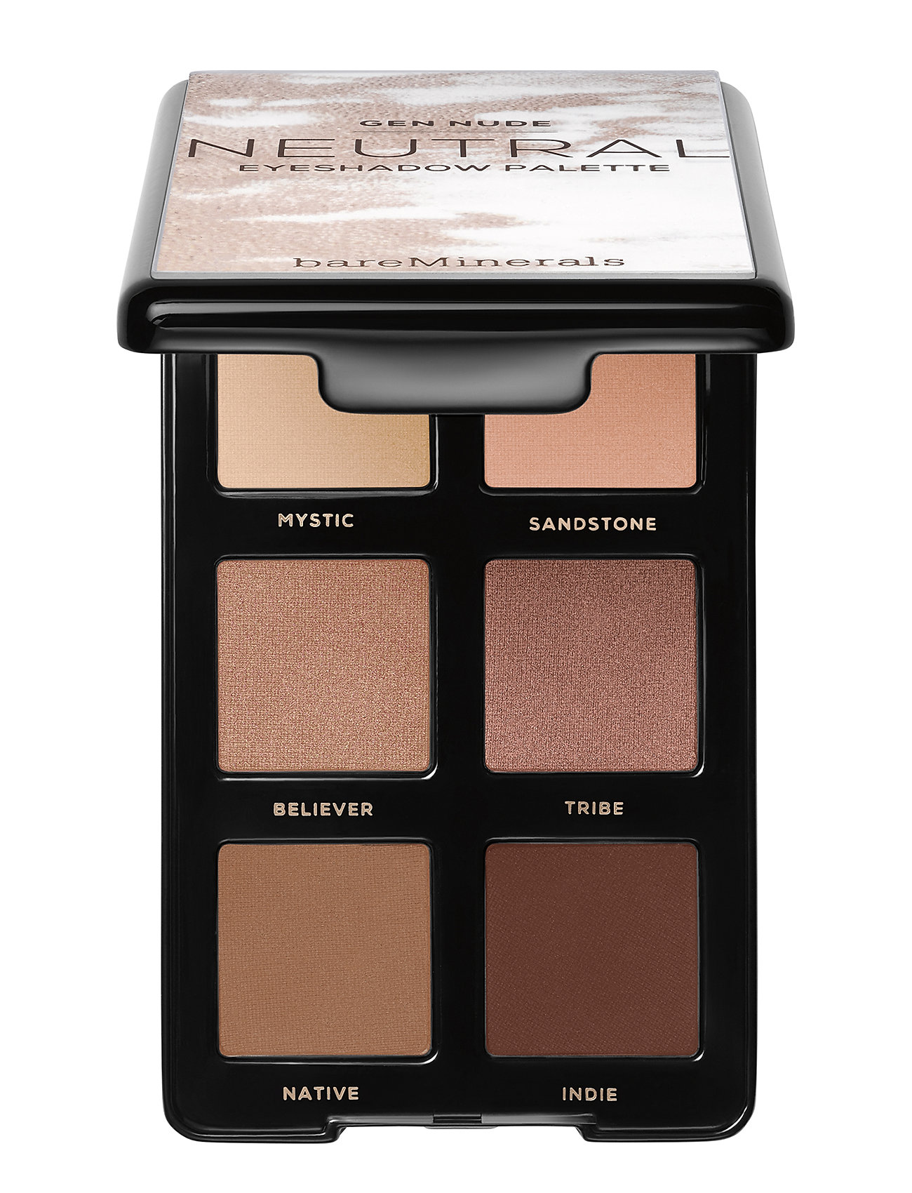 Image of Gen Nude Eyeshadow Palette Beauty WOMEN Makeup Eyes Eyeshadow Palettes Multi/mønstret BareMinerals (3427730705)