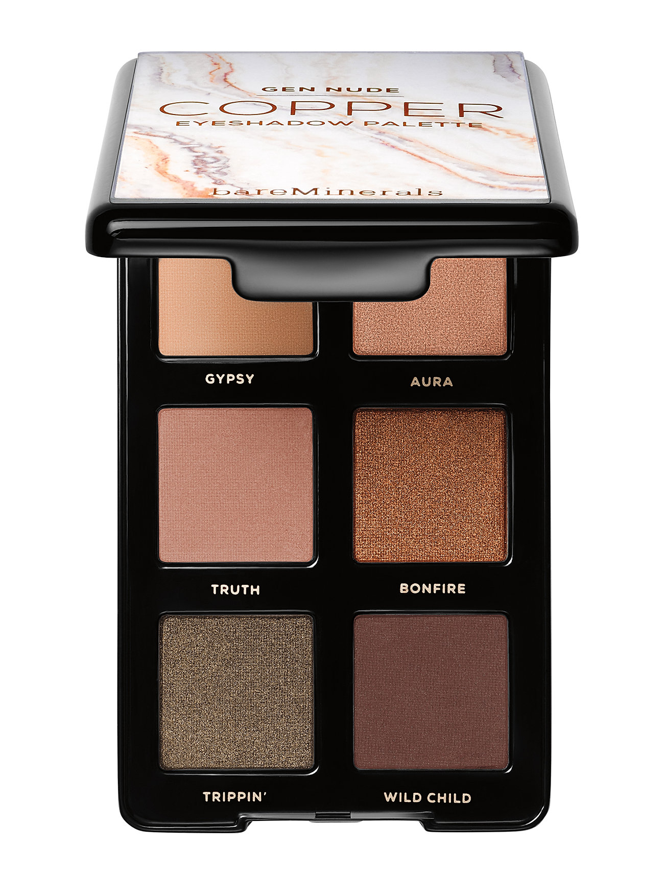 Image of Gen Nude Eyeshadow Palette Beauty WOMEN Makeup Eyes Eyeshadow Palettes Multi/mønstret BareMinerals (3387663465)