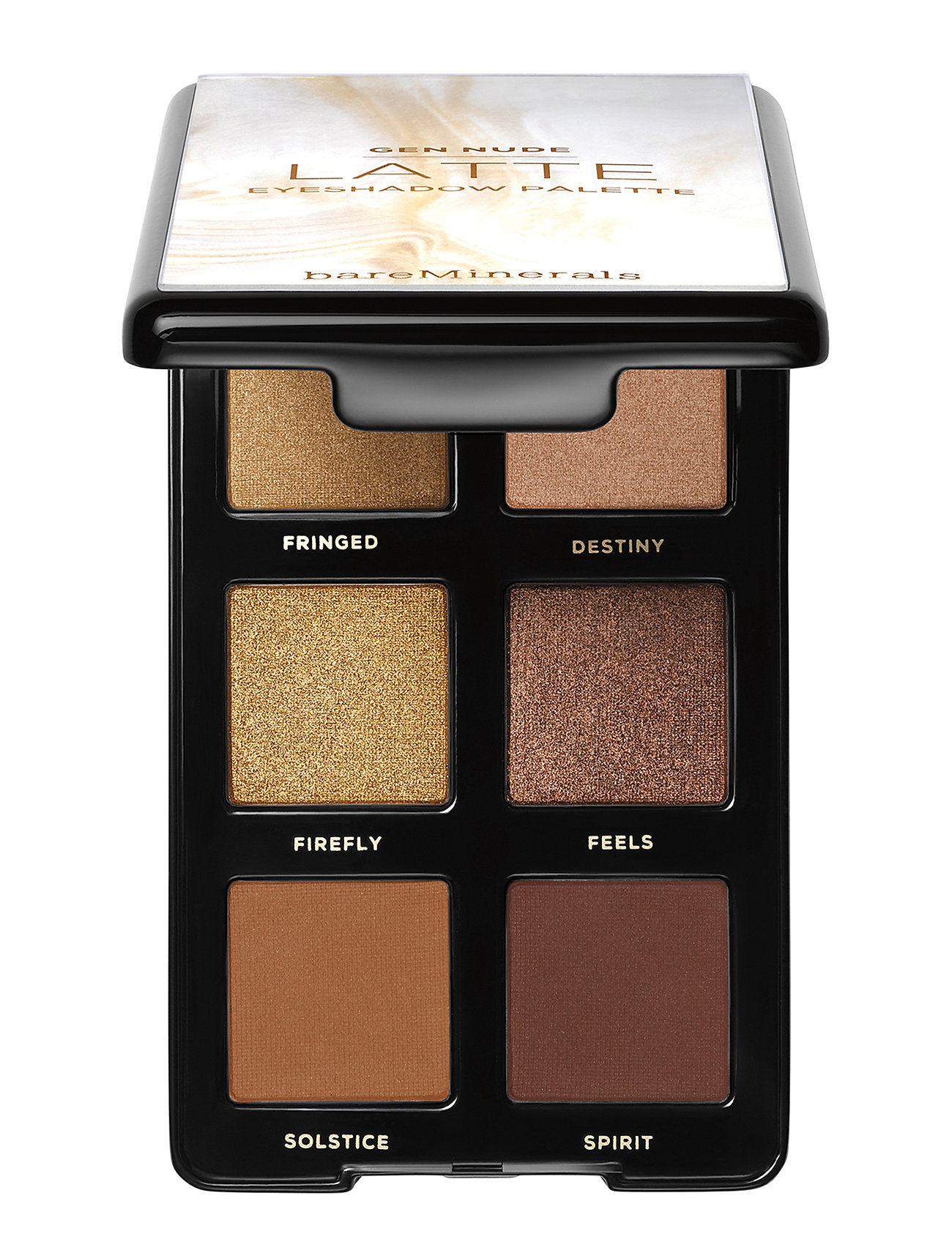 Image of Gen Nude Eyeshadow Palette Beauty WOMEN Makeup Eyes Eyeshadow Palettes Multi/mønstret BareMinerals (3387663467)