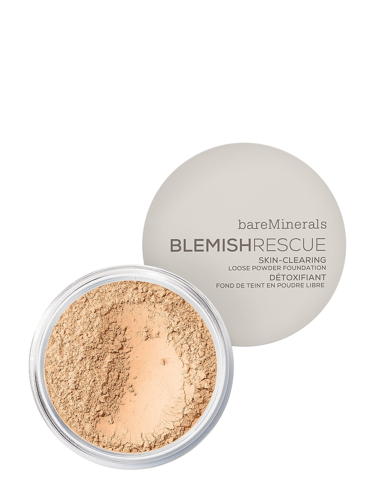 Image of Blemish Rescue Skin-Clearing Loose Powder Foundation Foundation Makeup BareMinerals (3393714561)