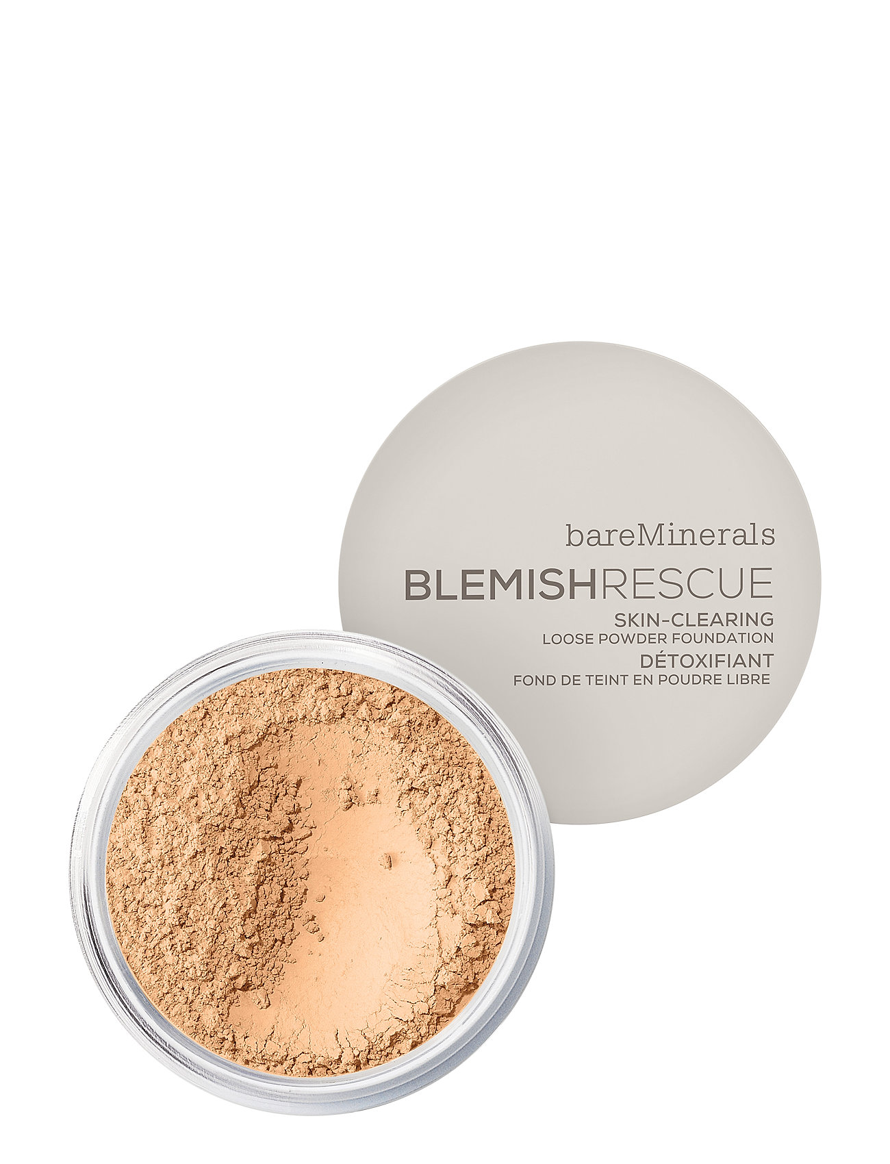 Image of Blemish Rescue Skin-Clearing Loose Powder Foundation Foundation Makeup BareMinerals (3393714565)