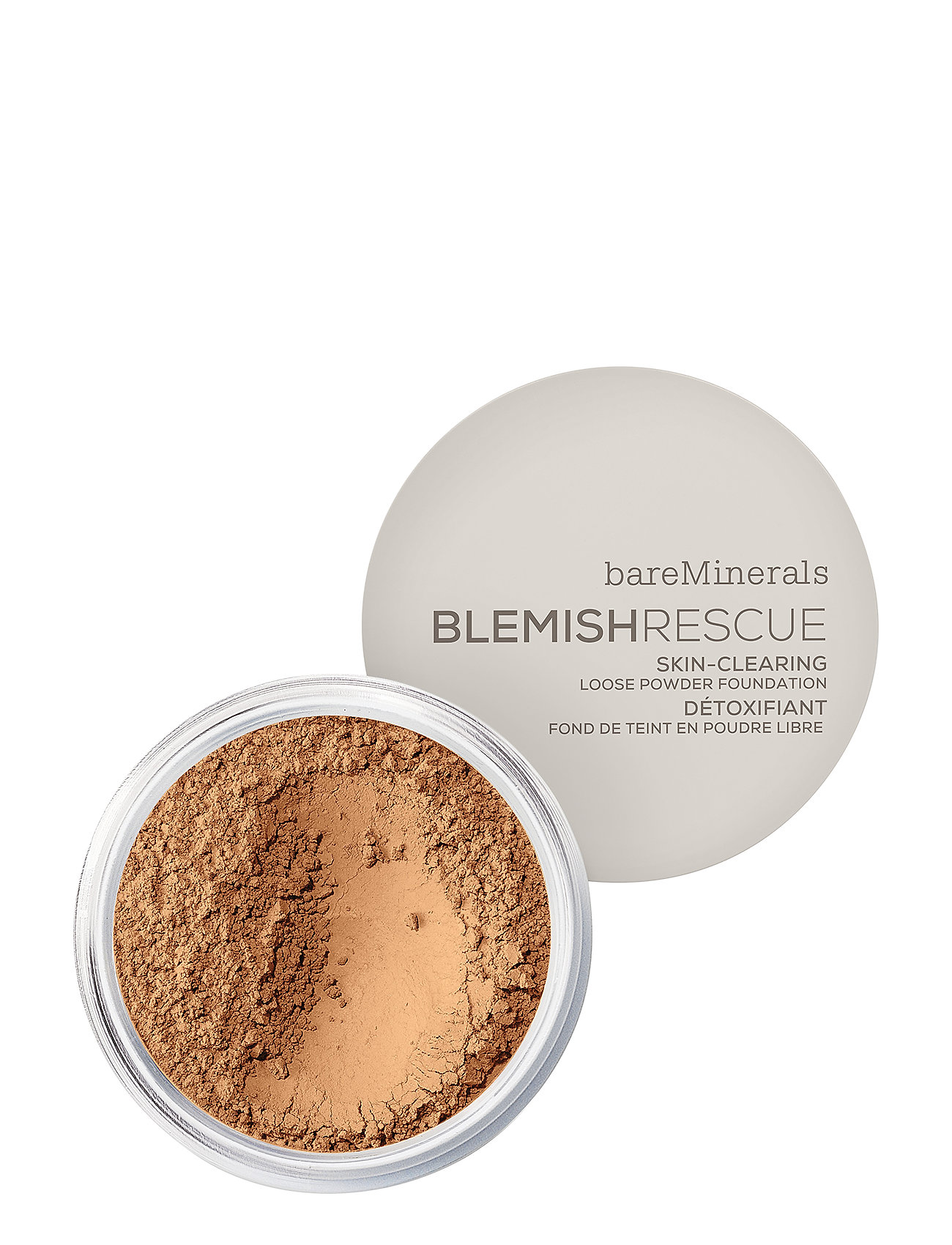 Image of Blemish Rescue Skin-Clearing Loose Powder Foundation Foundation Makeup BareMinerals (3330696189)