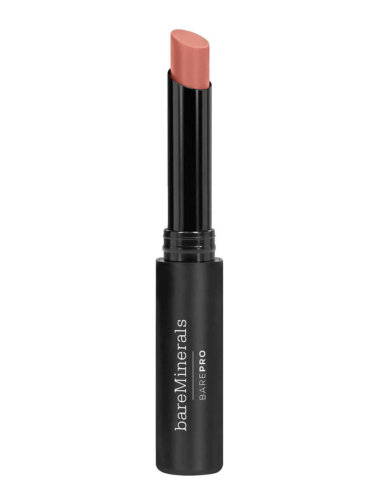 Image of Barepro Longwear Lipstick Camellia Læbestift Makeup Lyserød BareMinerals (3138616941)