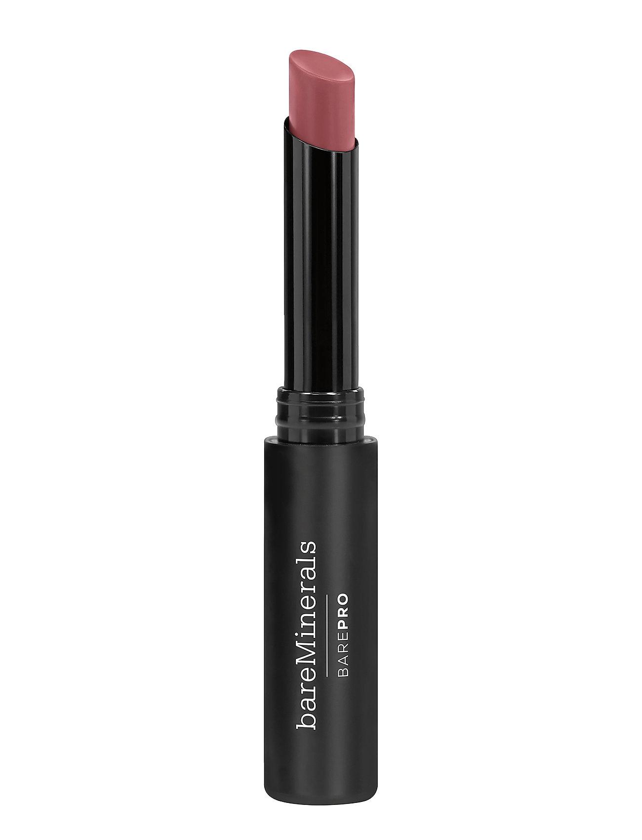 Image of Barepro Longwear Lipstick Petal Læbestift Makeup Lyserød BareMinerals (3138616943)