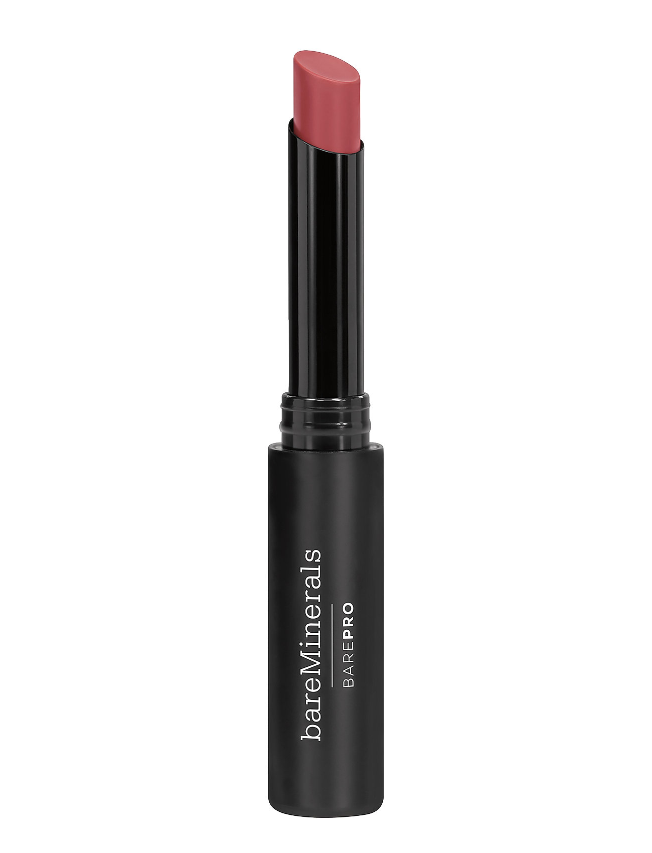 Image of Barepro Longwear Lipstick Bloom Læbestift Makeup Lyserød BareMinerals (3138616945)