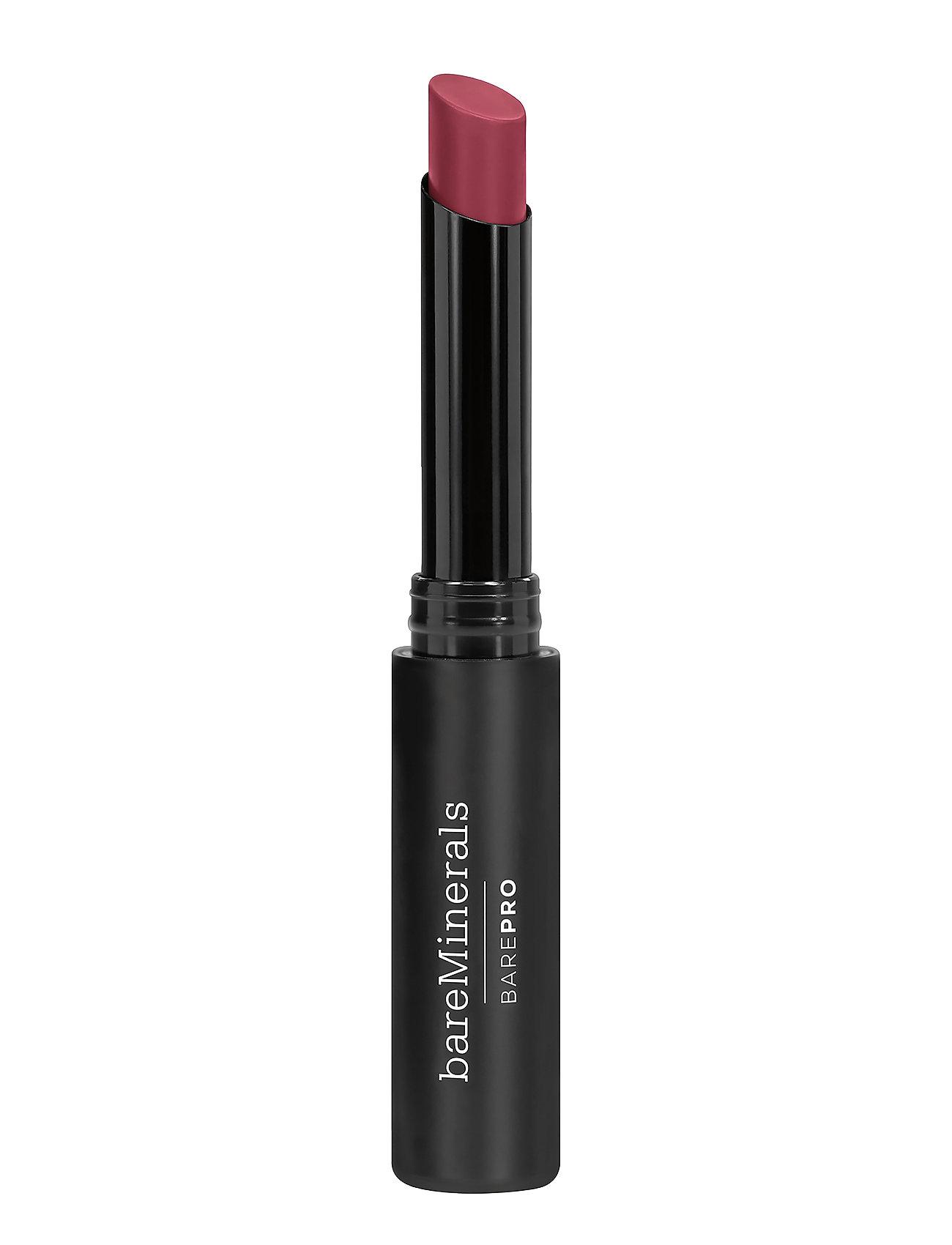 Image of Barepro Longwear Lipstick Strawberry Læbestift Makeup Rød BareMinerals (3138616949)