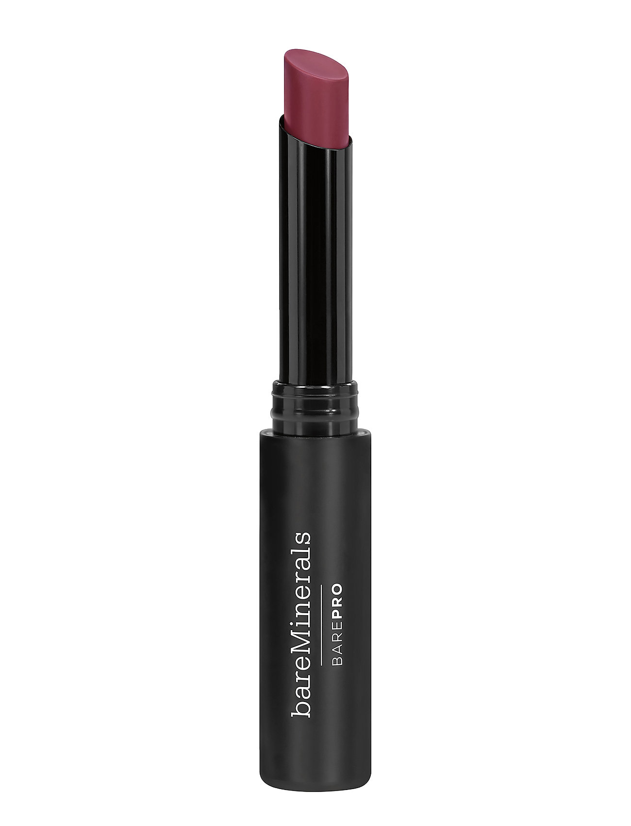 Image of Barepro Longwear Lipstick Boysenberry Læbestift Makeup Rød BareMinerals (3406186073)