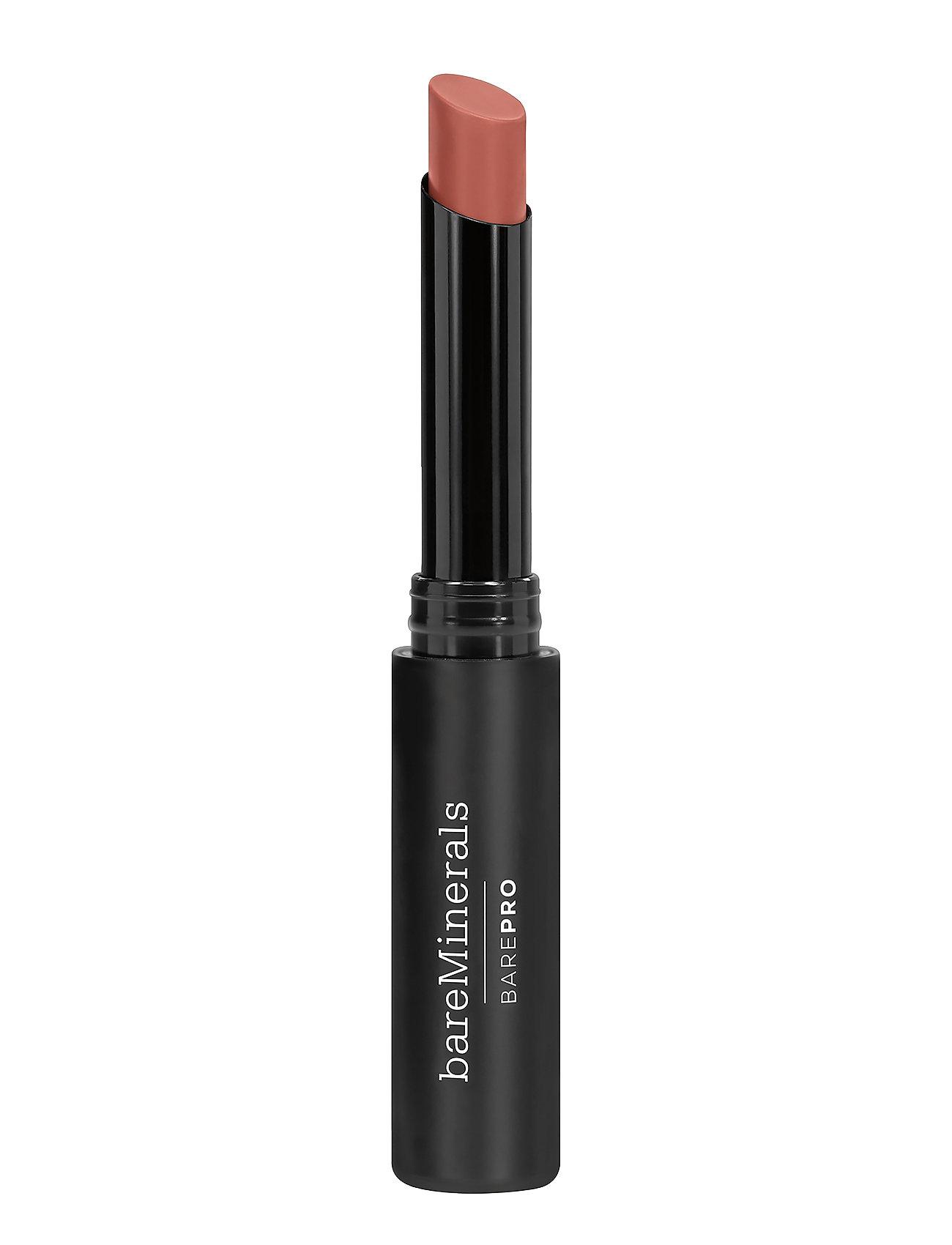 Image of Barepro Longwear Lipstick Spice Læbestift Makeup Brun BareMinerals (3138616953)