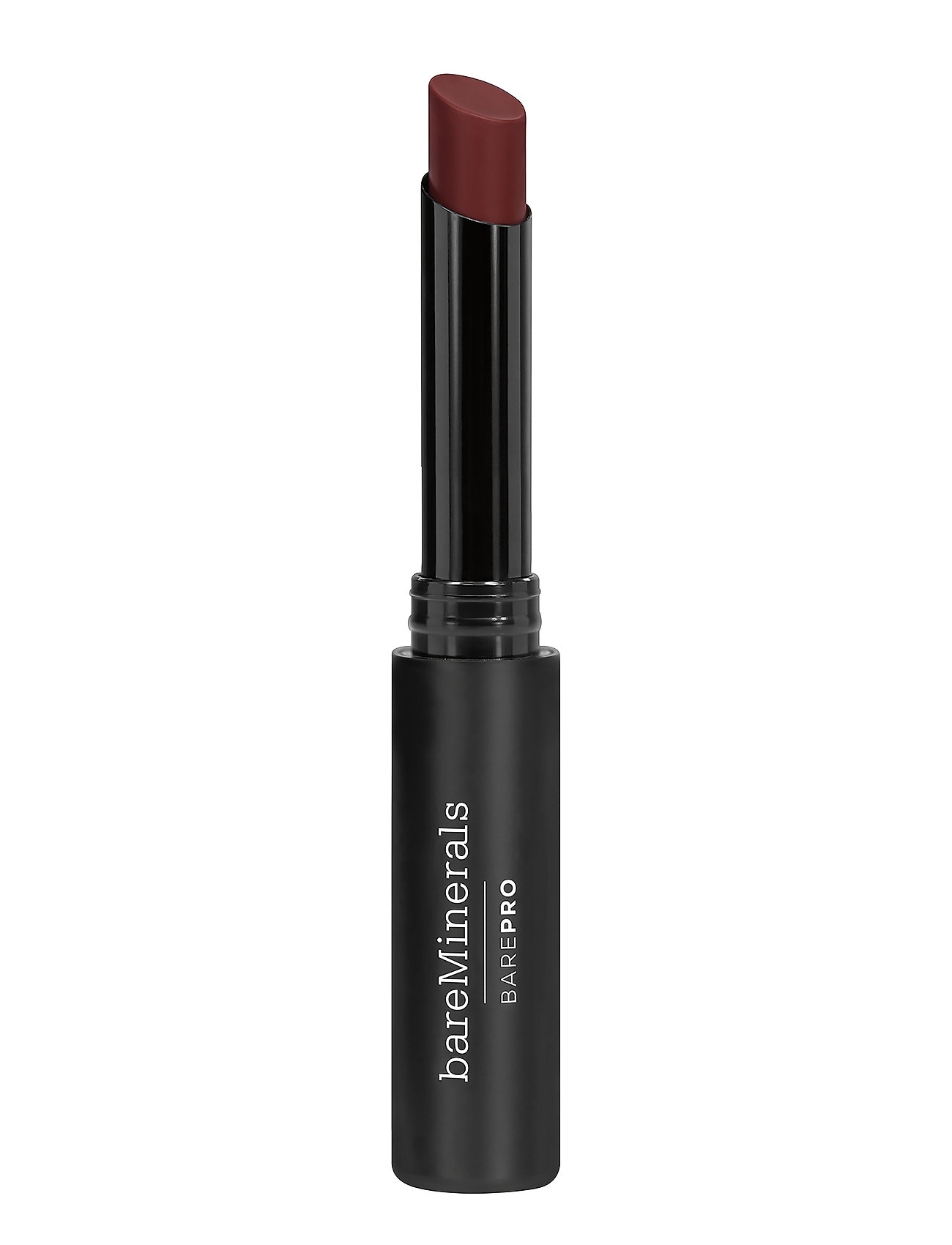 Image of Barepro Longwear Lipstick Raisin Læbestift Makeup Rød BareMinerals (3138616957)