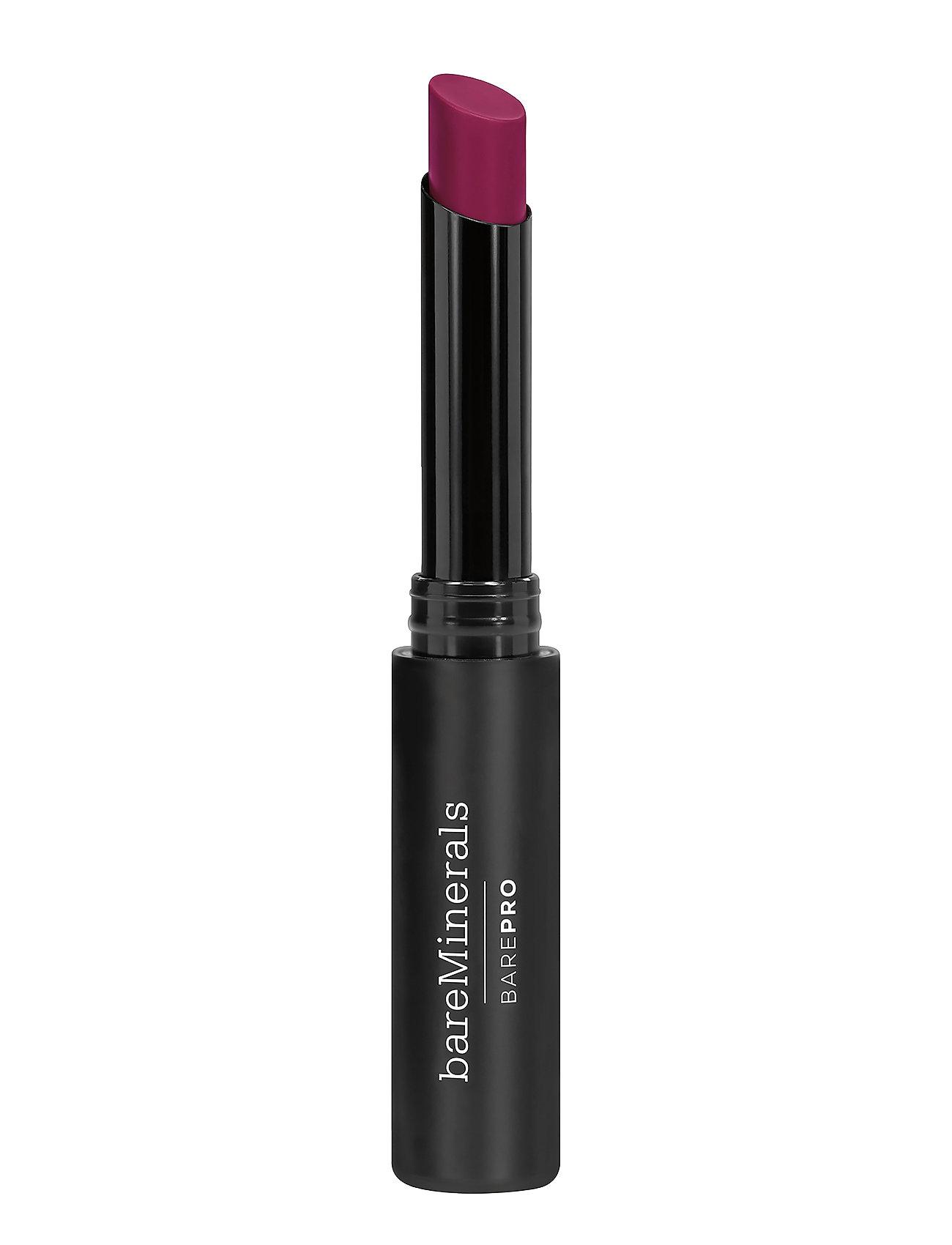 Image of Barepro Longwear Lipstick Petunia Læbestift Makeup Lyserød BareMinerals (3138616965)
