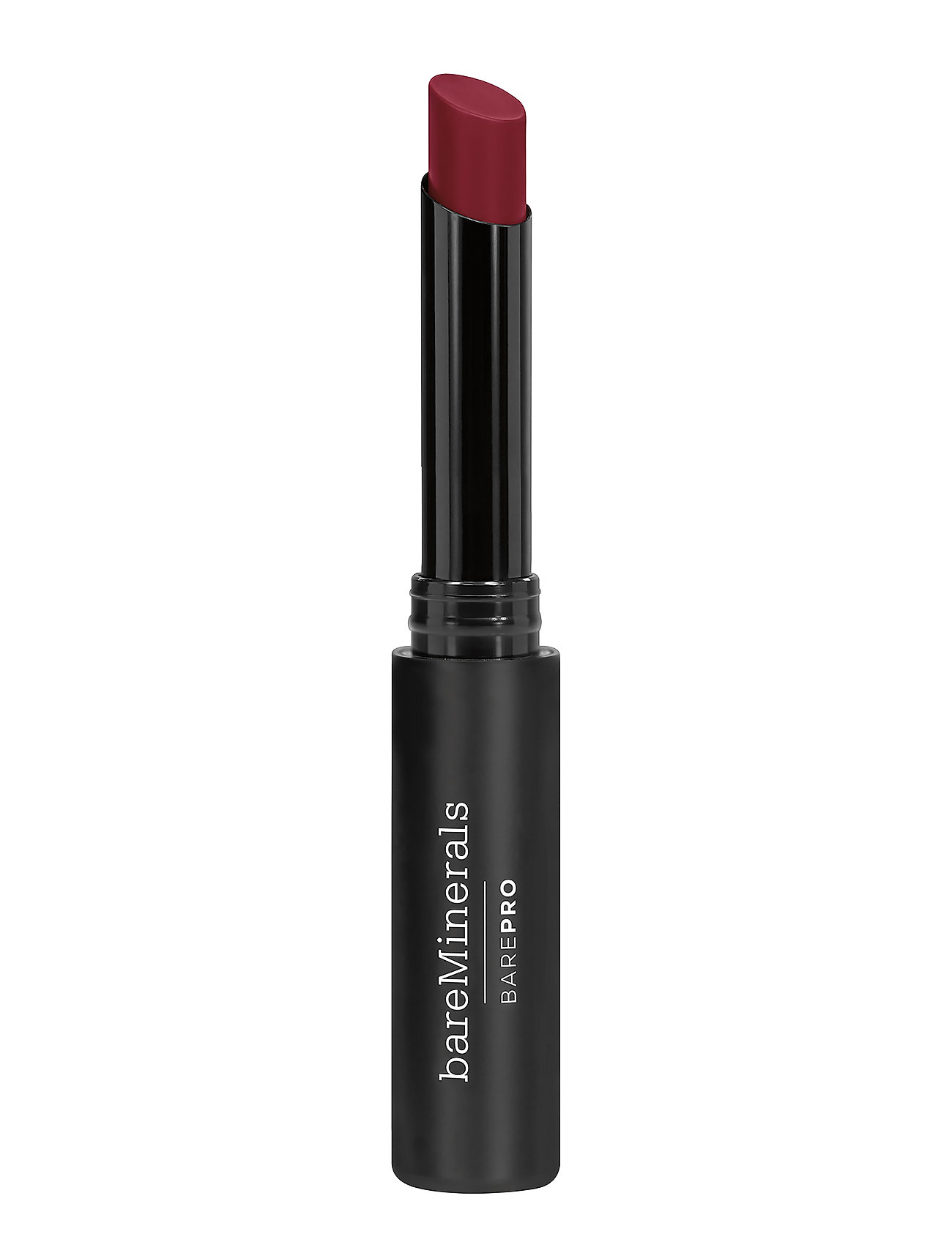 Image of Barepro Longwear Lipstick Raspberry Læbestift Makeup Rød BareMinerals (3138616967)