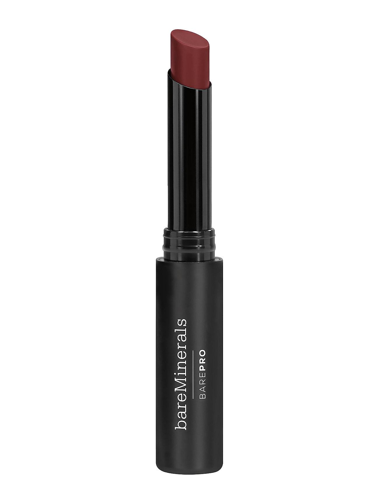 Image of Barepro Longwear Lipstick Cranberry Læbestift Makeup Rød BareMinerals (3138616977)