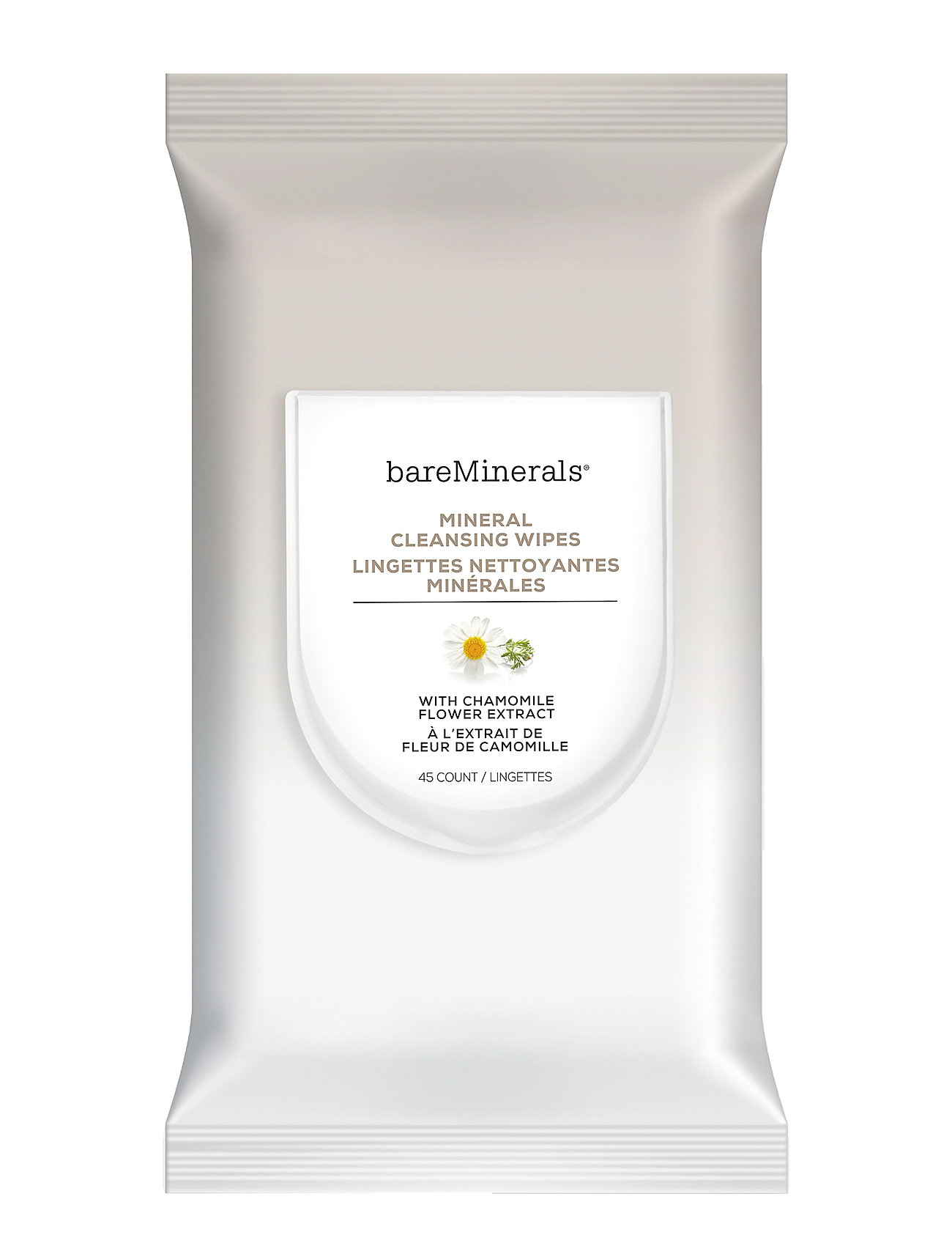 Image of Mineral Cleansing Wipes Makeupfjerner Nude BareMinerals (3351891757)