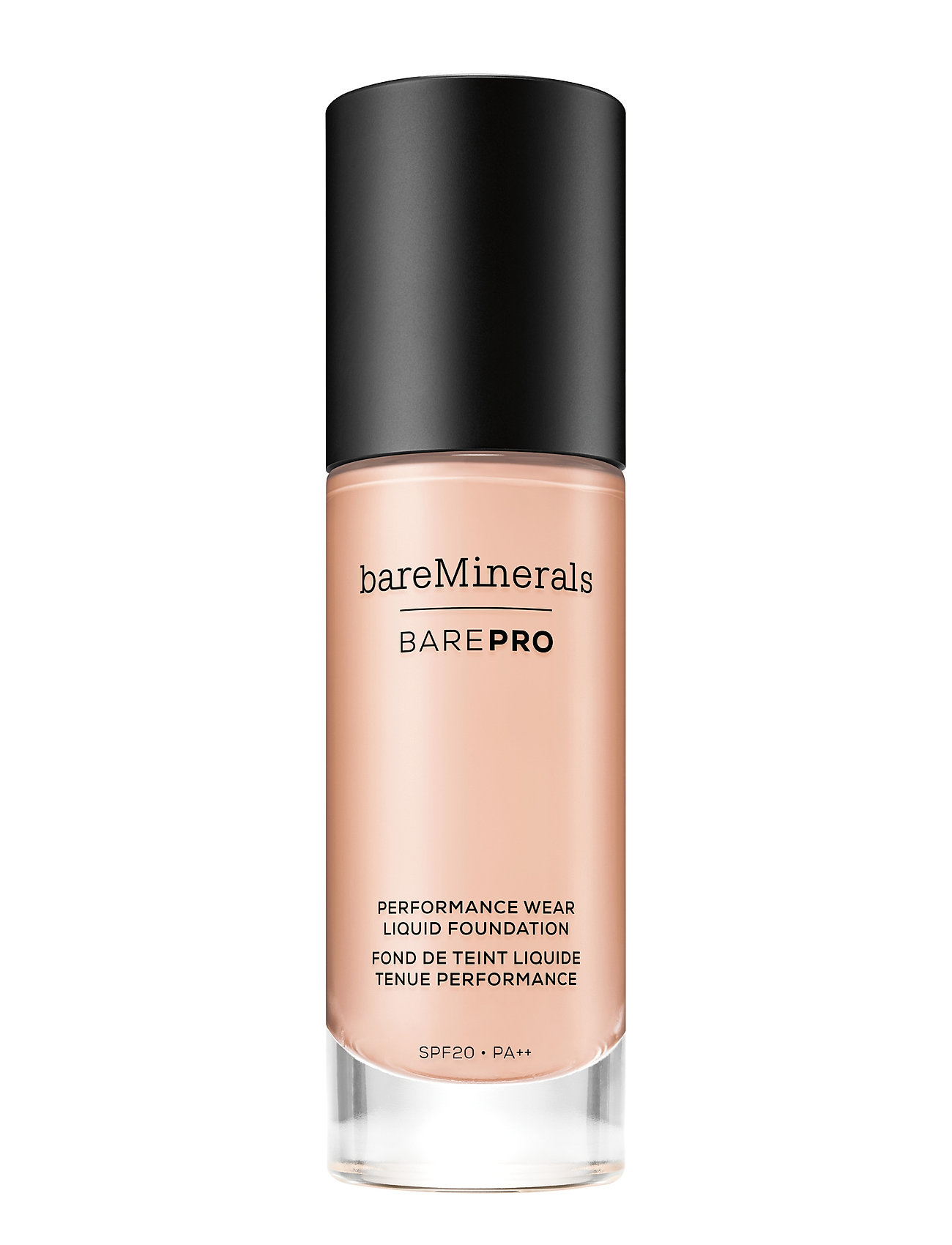 bareMinerals BAREPRO Performance Wear Liquid Foundation SPF 20 - PORCELAIN 0.5