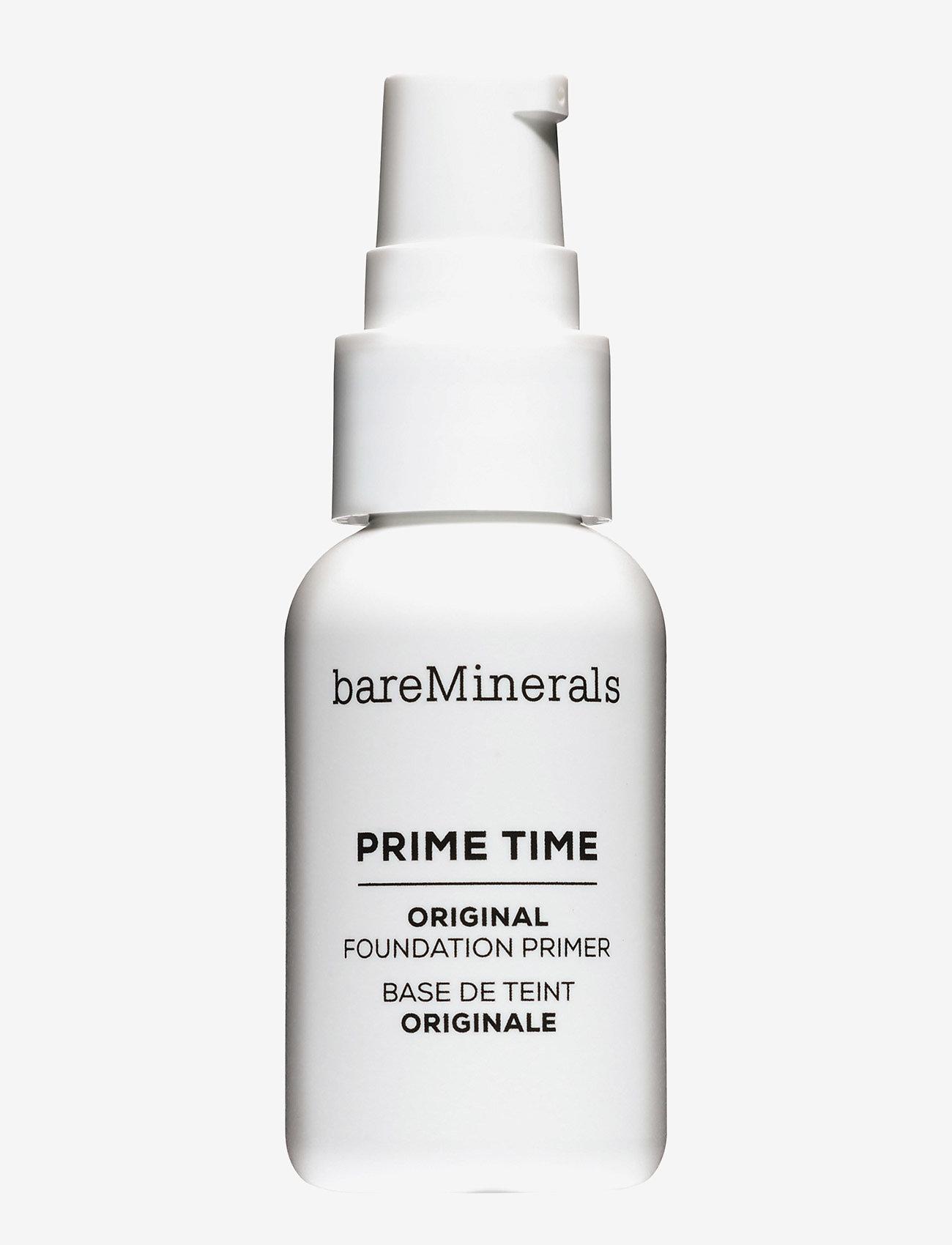 bareMinerals - Prime Time Original Foundation Primer - primer - no color - 0