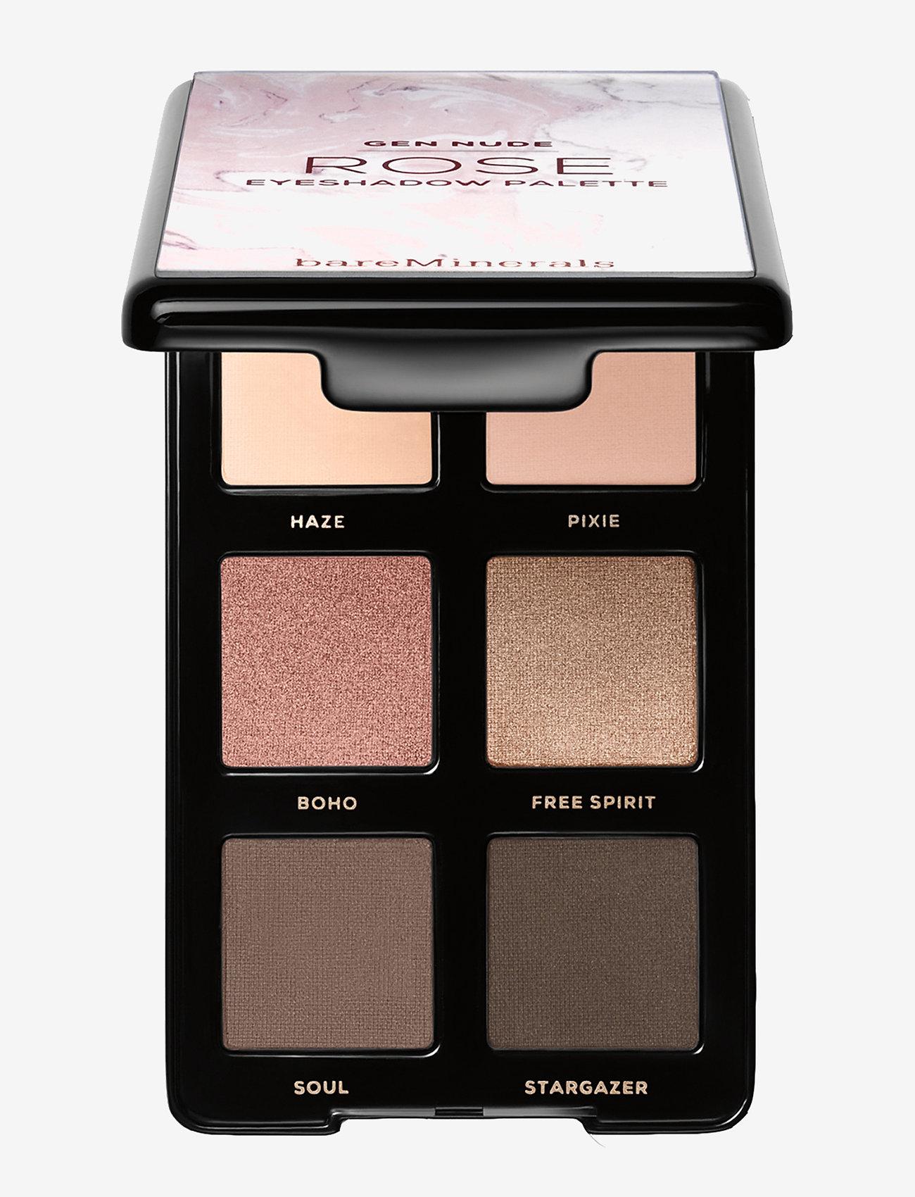bareMinerals - Gen Nude Eyeshadow Palette - Ögonskuggspalett - rose - 0