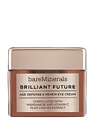 bareMinerals Brilliant Future Age Defense and Renew Eye Cream - CLEAR