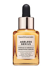 bareMinerals Ageless Genius Firming & Wrinkle Smoothing Serum - CLEAR