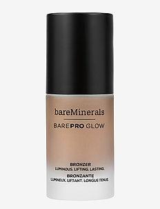 barePRO Glow Bronzer Faux Tan - NO COLOUR
