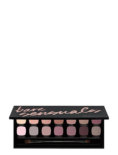 READY 14.0 Eyshadow Palette - BARE SENSUALS