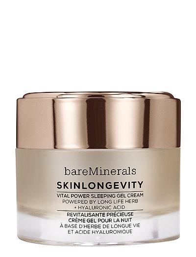 Skinlongevity™ Vital Power Sleeping Gel Cream - CLEAR
