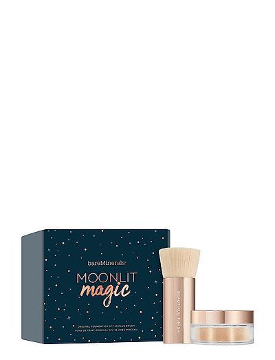 Moonlit Magic - Original Foundation SPF 15 & Brush Fairly Li - FAIRLY LI
