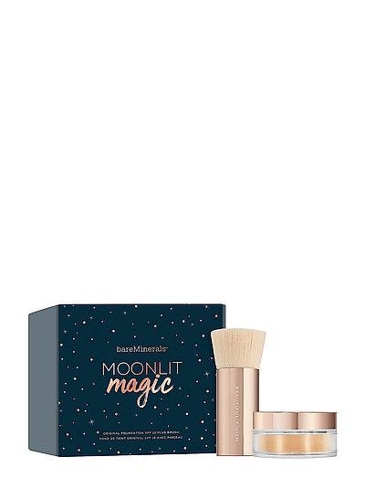 Moonlit Magic - Original Foundation SPF 15 & Brush Light - NO COLOR