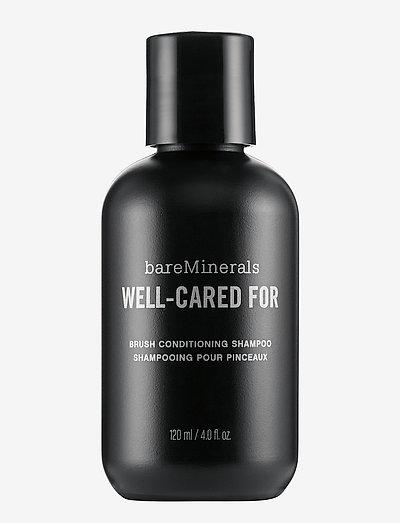Brush Conditioning Shampoo - rens til pensler - clear