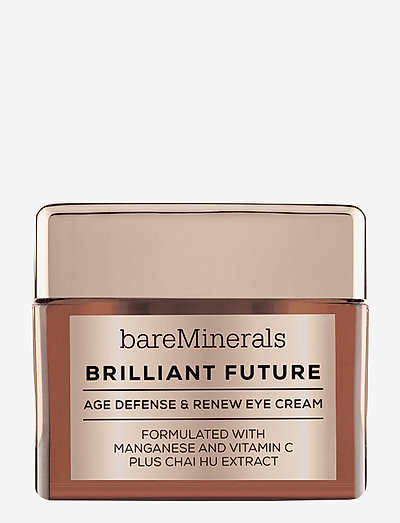 Brilliant Future Age Defense and Renew Eye Cream - ansiktspleie - clear