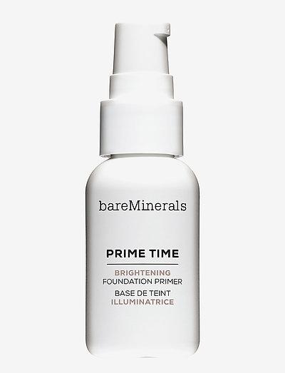 Prime Time Brightening Foundation Primer - primer - no color