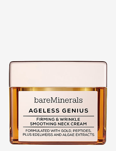 Ageless Genius Firming & Wrinkle Smoothing Neck Cream - dagcreme - clear