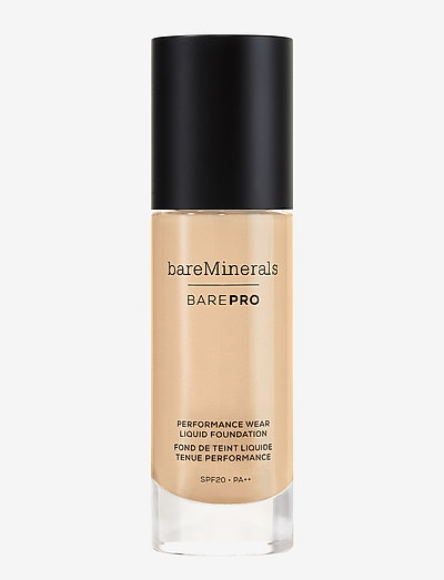 BarePRO Performance Wear Liquid Foundation SPF 20 - COOL BEIGE 10