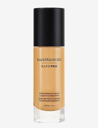 BarePRO Performance Wear Liquid Foundation SPF 20 - meikkivoide - cardamom 23